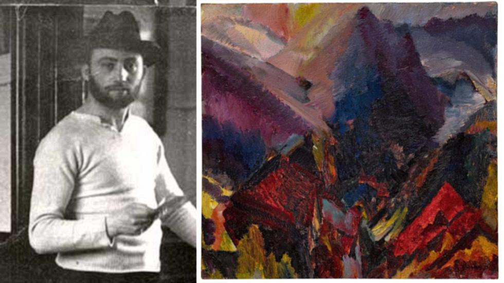 La aventura asturiana de uno de los pintores predilectos - Pintores en gijon ...