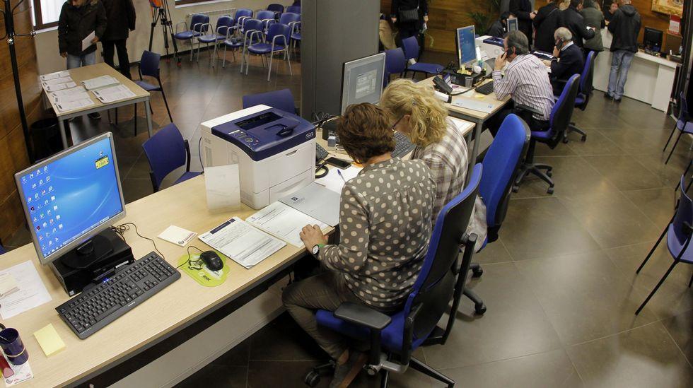 Oviedo presume de nueva oficina de recaudaci n for Oficina catastro oviedo