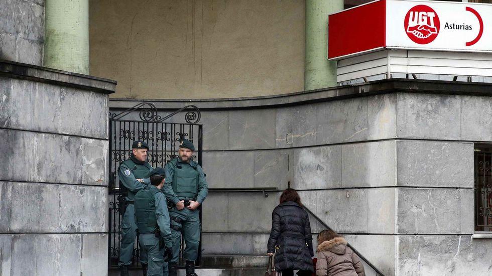 La guardia civil eleva a 1 35 millones el posible fraude - Cursos cocina asturias ...