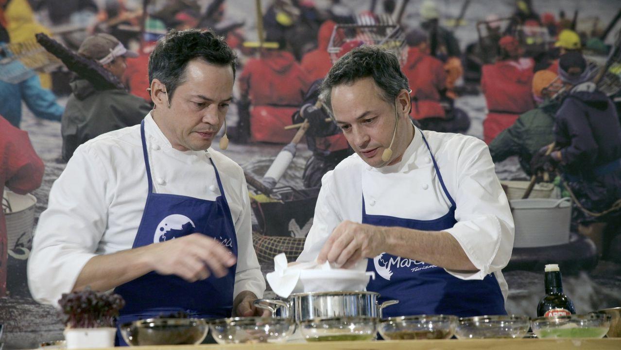 Torres en la cocina llega a 500 programas con otra for Programas de cocina en espana