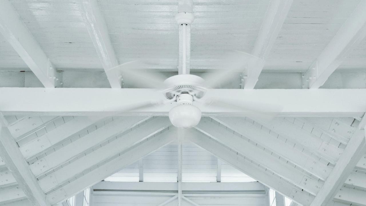 Los mejores ventiladores de techo - Tulipas para ventiladores de techo ...