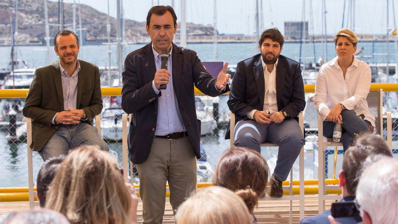 La direcci n del pp apuesta por una bicefalia en madrid for Direccion madrid espana