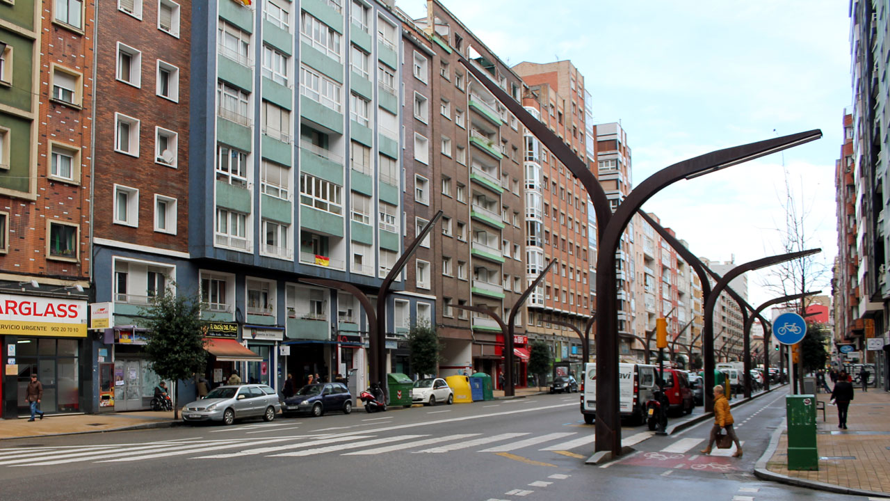 La obra nueva coge fuerza en el mercado inmobiliario de gij n - Pisos de obra nueva en gijon ...