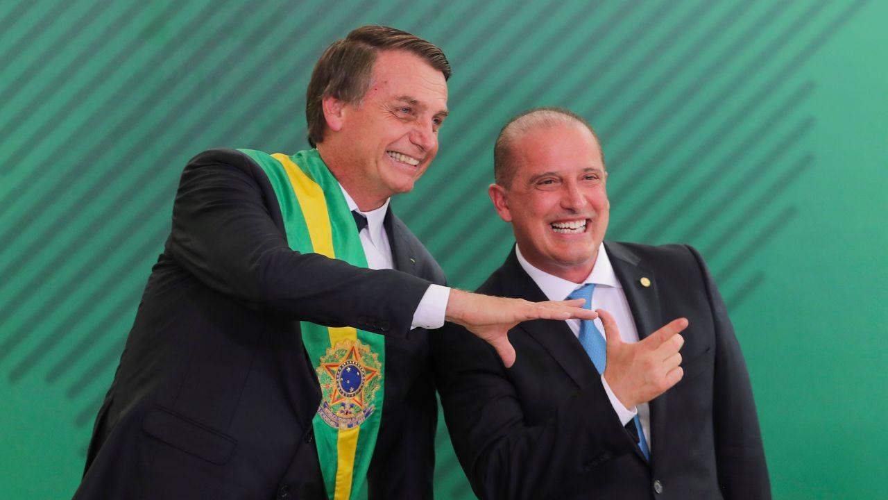 Actor Porno En Parlamento bolsonaro desata una purga contra funcionarios «socialistas