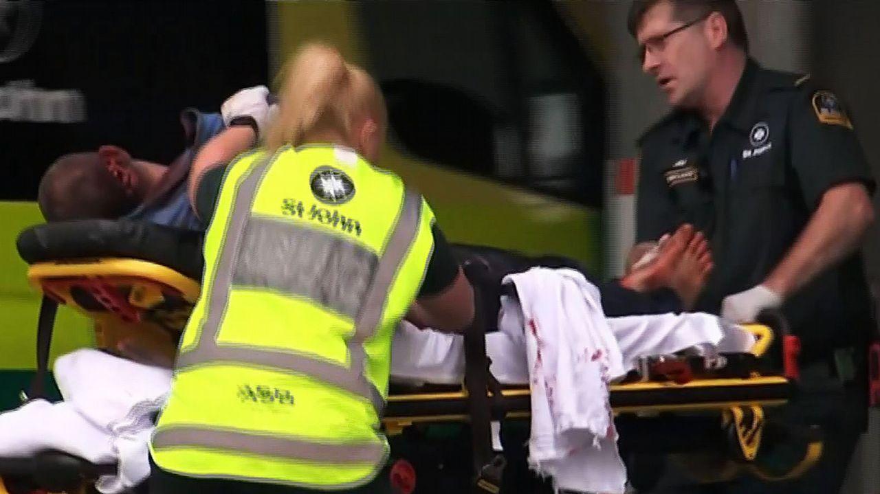 Video De Masacre En Nueva Zelanda Image: Al Menos 49 Muertos Tras Una Masacre Supremacista En Dos