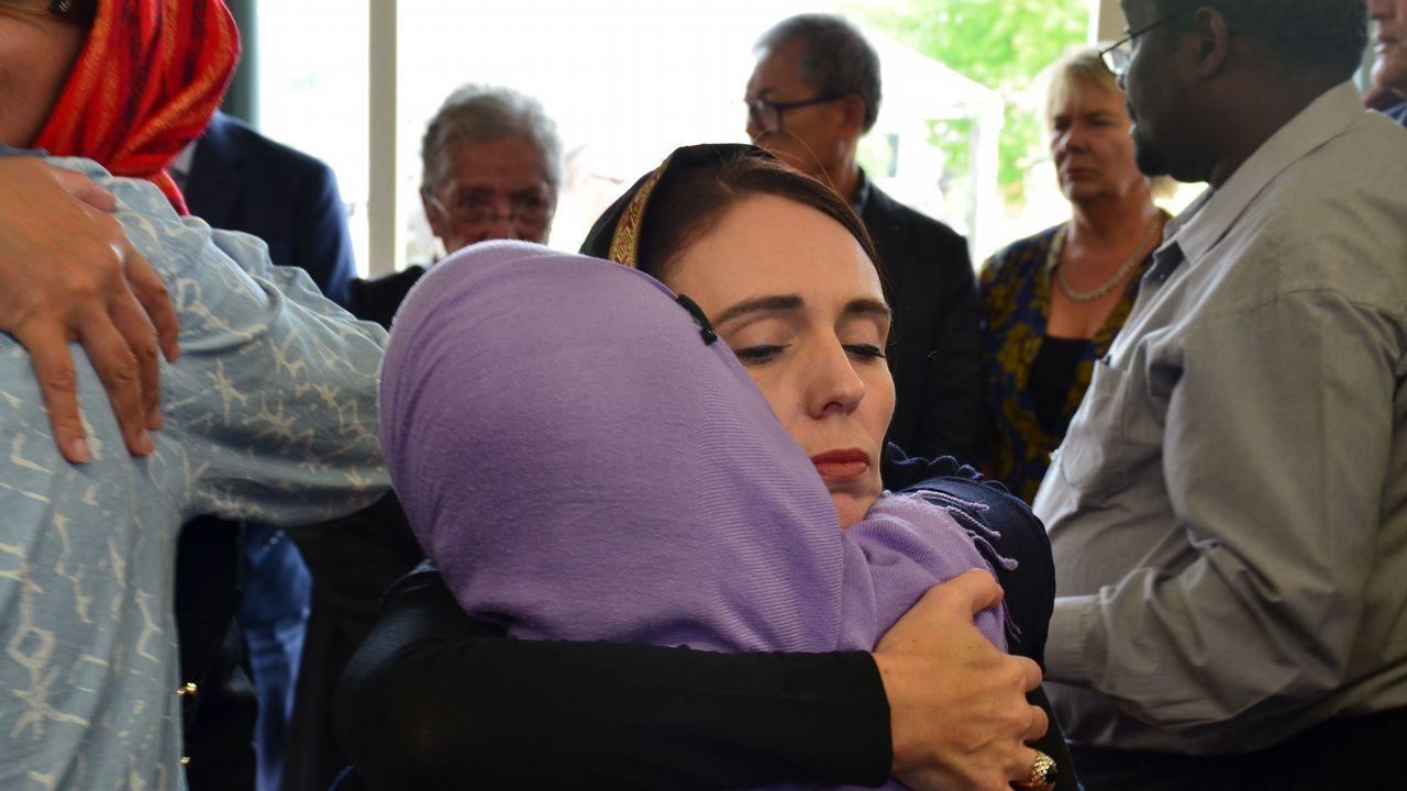 Masacre De Nueva Zelanda Twitter: Nueva Zelanda Imputa Por Asesinato Al Autor De La Masacre