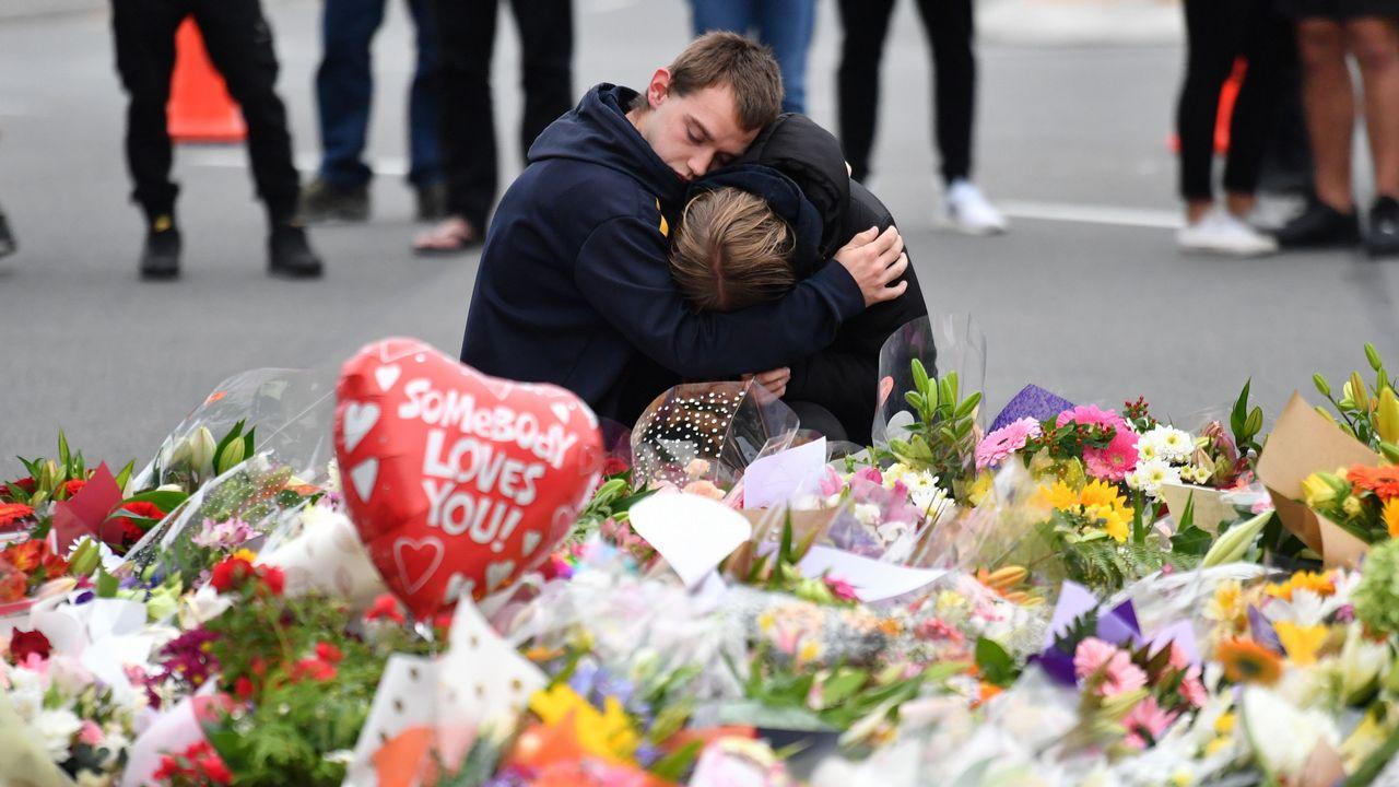 Video De Masacre En Nueva Zelanda Image: Nueva Zelanda Imputa Por Asesinato Al Autor De La Masacre