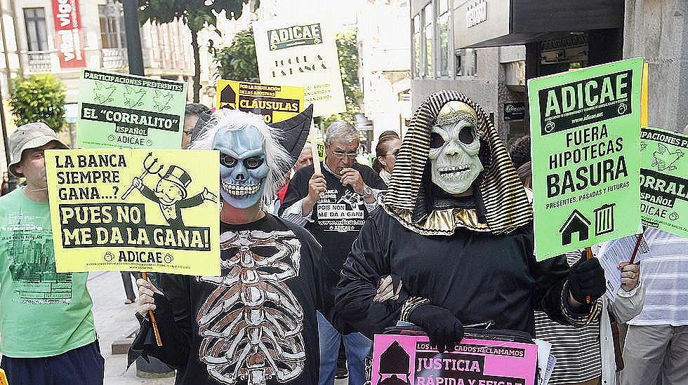 Las clusulas abusivas de las hipotecas colapsan los los for Clausula suelo bruselas