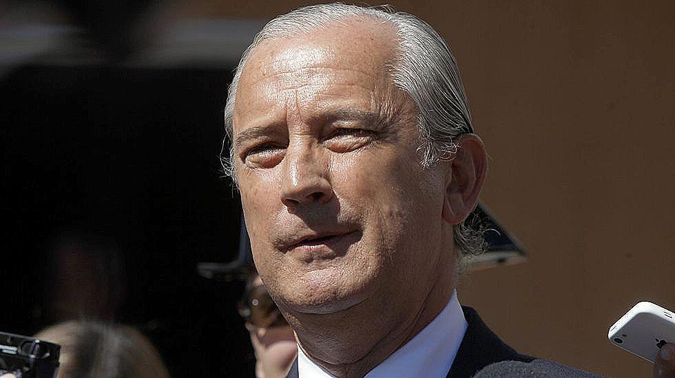 El ministro del interior releva a fern ndez de mesa del for Ministro del interior espana 2016