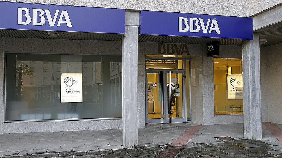 El bbva cerrar 132 oficinas en espa a en febrero del 2017 for Oficinas bbva en vigo