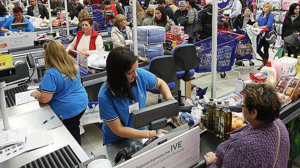 Carrefour da el primer paso para eliminar los tickets de papel - Carrefour oficinas centrales madrid ...