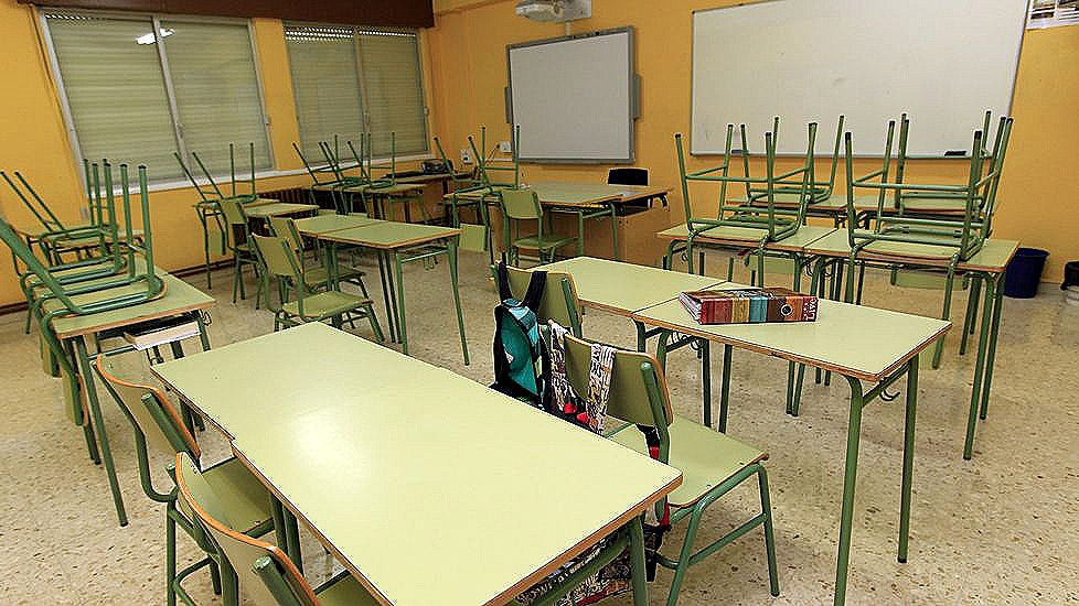 Infantil y primaria inician el curso el d a 11 secundaria - Cursos cocina asturias ...